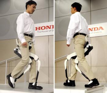 Honda's Robotic Assist Device