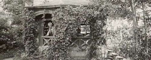 The Writing Hut of Mark Twain (courtesy of workalicious.org)